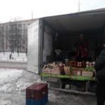 За несанкционированную торговлю в Кольцово выписали семь штрафов