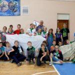 Простынбол в Кольцово молодеет