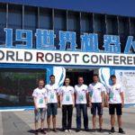 Робототехники Кольцово вернулись с международных соревнований в Пекине