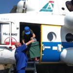 Компания из Кольцово обеспечила пострадавших от наводнения вакциной от гепатита А