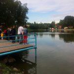 Парк Кольцово открыл для посетителей беседки и готовит аттракционы