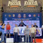 Михаил Сартаков из Кольцово  стал обладателем Кубка России по тайскому боксу