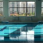 В Кольцово начинает работу новый бассейн «Аквин»