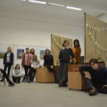В Новосибирске проходит выставка дизайнеров и художников из Кольцово