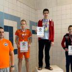 Пловцы Кольцово одержали победы на этапе первенства Новосибирска