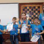 В Кольцово прошел зональный этап областного шахматного турнира