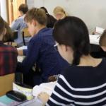 Лицей в Кольцово перешел на односменный режим работы