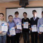 Школьники Кольцово защитили научно-технологические проекты
