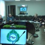 Как обеспечить безопасность дорожного движения в Кольцово обсуждали на комиссии