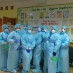 Кольцовские медики: «На «передовой» с COVID-19»