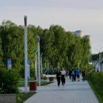 Проект благоустройства в Кольцово — один из лучших в России