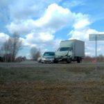 Транспортная дисциплина на дорогах Кольцово в апреле