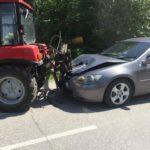 С начала года в Кольцово пять человек получили травмы в ДТП