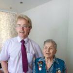 «День начинаю с зарядки!»: жительница Кольцово Мария Гаськова отметила 90-летие