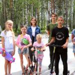 Простые правила сделают твой отдых на скейт-площадке Кольцово более позитивным! (видео)