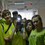 Кольцовские школьники участвуют в конкурсе «Большая перемена»