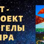 ДК Кольцово стал площадкой международного арт-проекта «Ангелы мира»