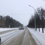 В ДТП в наукограде Кольцово попал патрульный автомобиль