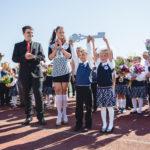 В школах Кольцово девять золотых медалистов