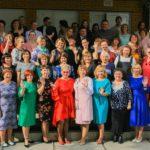 Кольцовская школа №5 поблагодарила всех причастных к ее юбилею