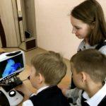 Проект «Окно в микромир» в Кольцово запустил биотехнологический лицей №21