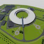 Видео. Цифровая модель ЦКП «СКИФ» в Кольцово