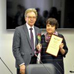 В Кольцово поздравили работников культуры