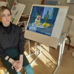 Кольцовская художница стала призером конкурса «Хрусталик»