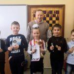 Двое школьников из Кольцово стали призерами «Шахматного Новосибирска»