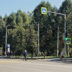 Будьте внимательны—в Кольцово появился новый светофор