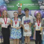 Шахматисты Кольцово завоевали три «золота» на первенстве НСО